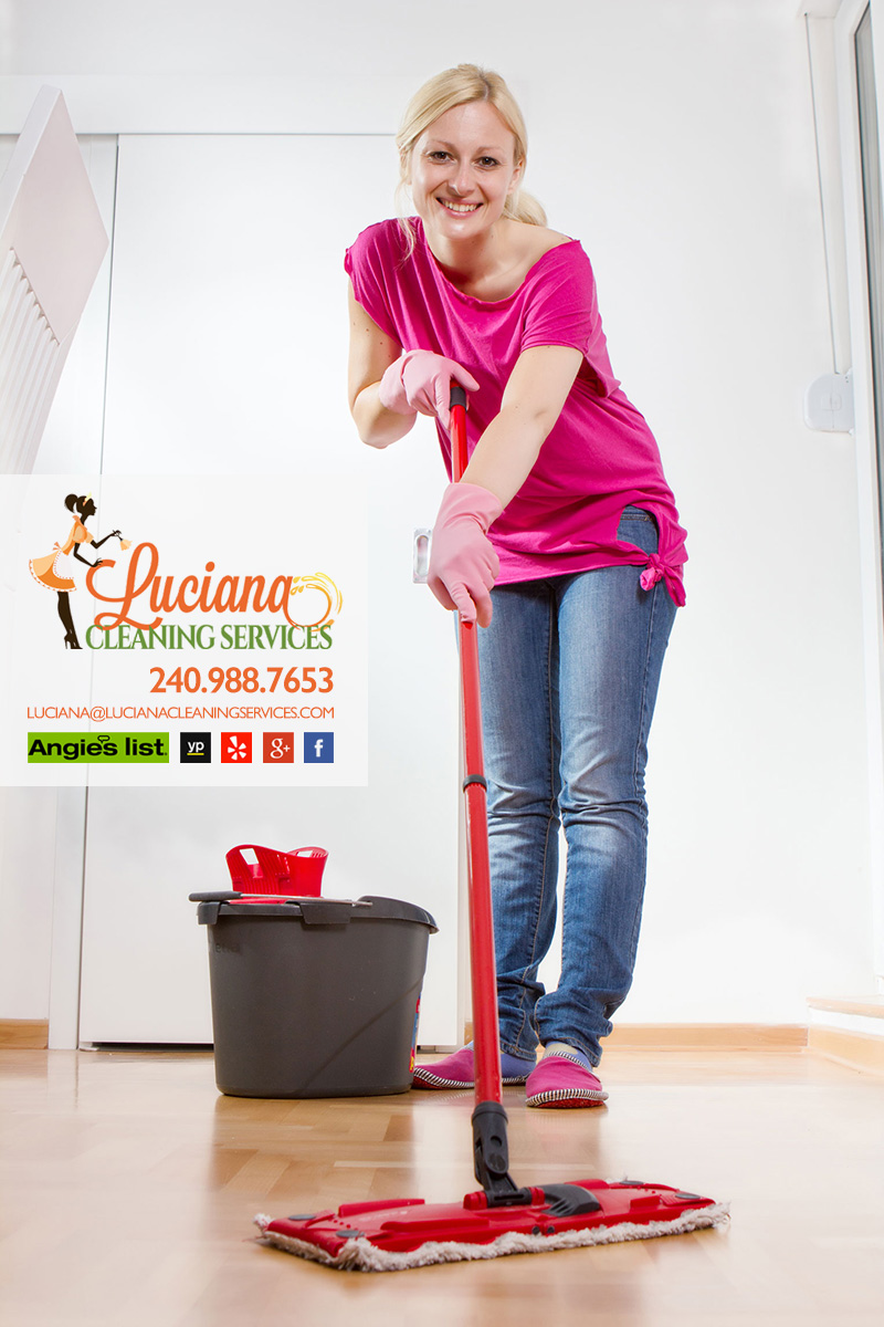 Cleaning Service Maryland Luciana Cleaning Service Md